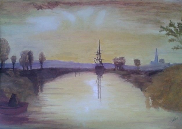 yağlıboya- oil painting