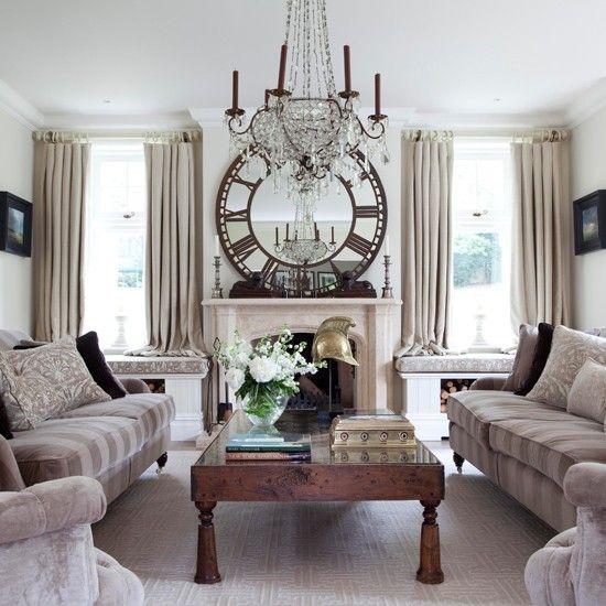 Farmhouse Glam Decor | New Home Interior Design