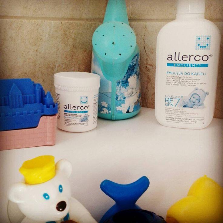 Dla najmlodszych już mam prezent na #dziendziecka - fantastyczną #kąpiel z #allerco  #DbaODelikatnaSkore #Od1dniaZycia #AllercoEmolienty https://www.instagram.com/p/BGEoW4aoDrN/