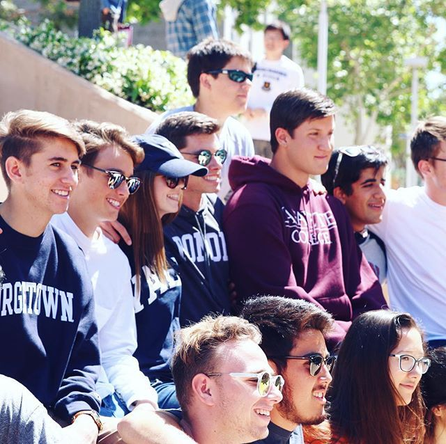 #classof2017 💙 #lajollalocals #sandiegoconnection #sdlocals - posted by La Jolla Country Day School  https://www.instagram.com/lajollacountryday. See more post on La Jolla at http://LaJollaLocals.com