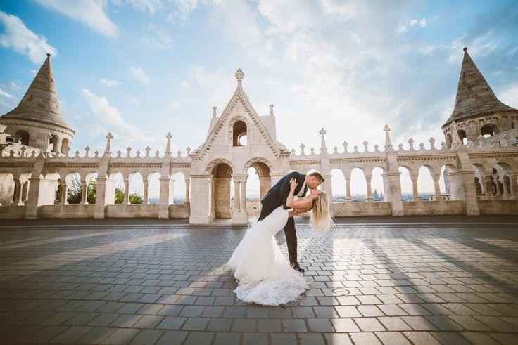 Nicole & George Elegant Wedding | United Photographers