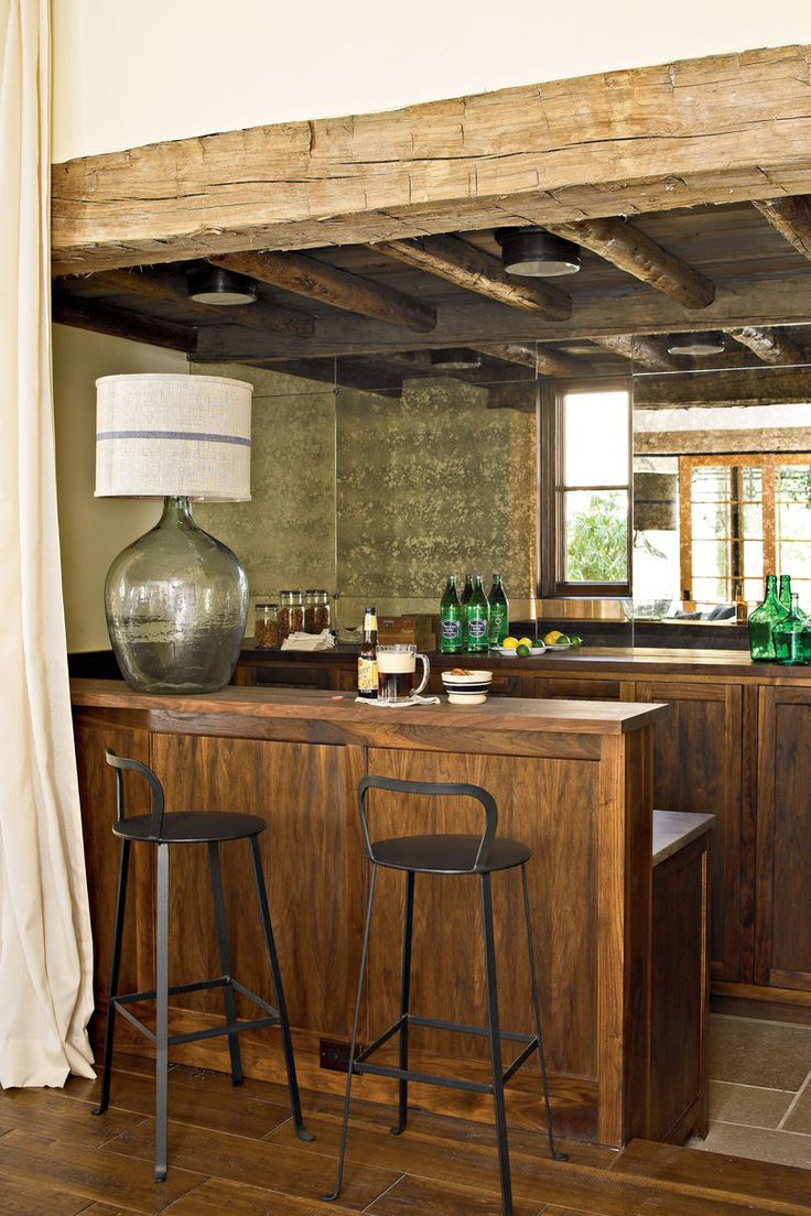 Texas Escondido Idea House Tour Home Bar Designs Home