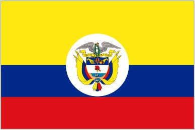 Colombia Flag, flag of Colombia