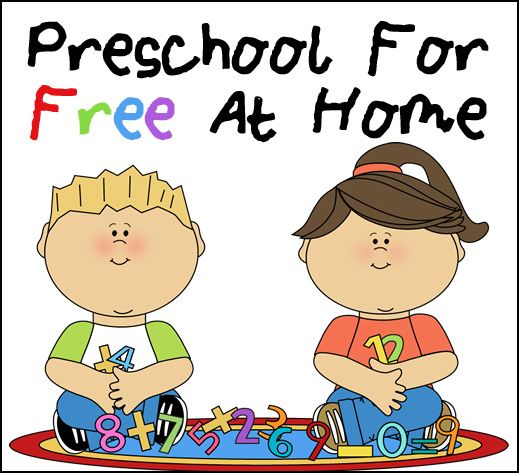 Preschool for Free at Home