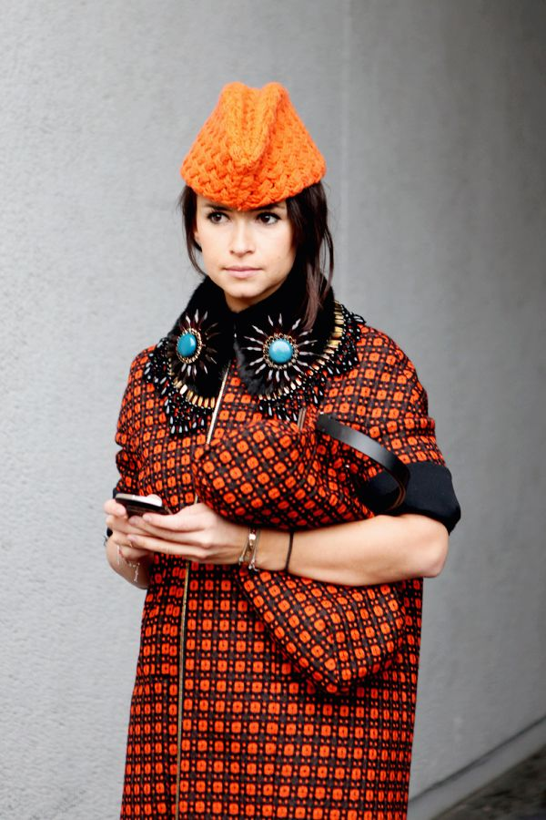Mira in Marni via We The People