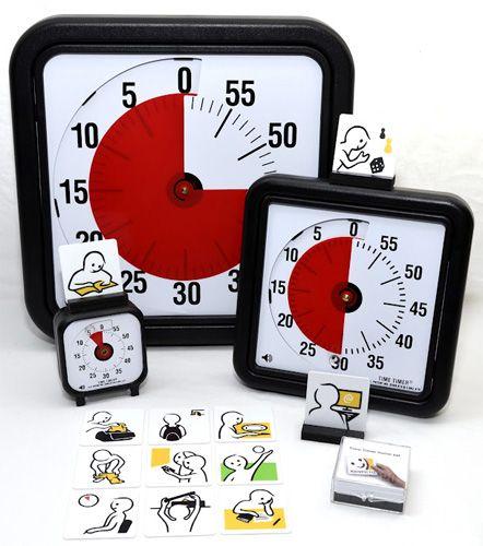 Créez vos propres pictogrammes Time Timer