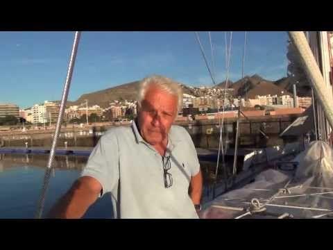 Diario di bordo di #Pigafetta500: Il Capitano Xodo a Tenerife - YouTube