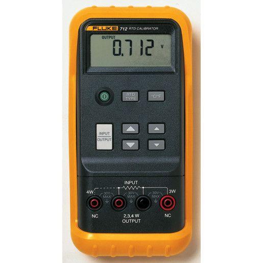 Fluke 712 RTD Calibrator | Maplin