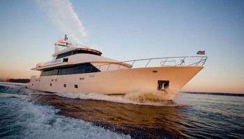 Vancouver's Only Mega Yacht Charter