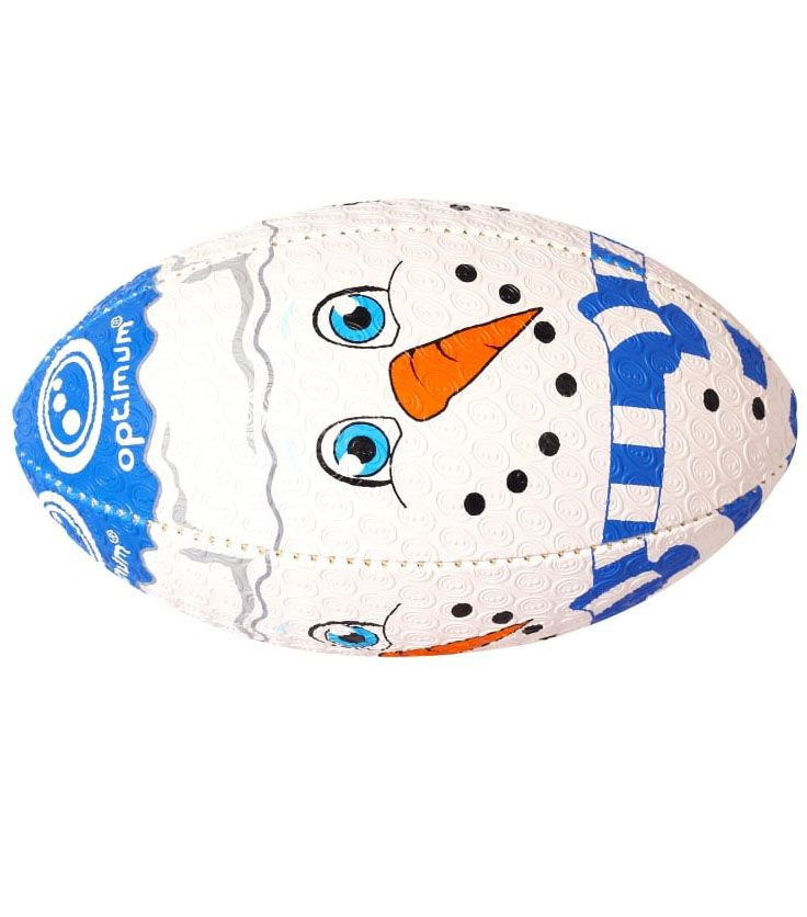 Snowman Rugby Ball Free UK & EUROPEAN delivery!! #RugbyKit #RugbyStore #RugbyGear #CustomBall #Rugby #RugbyLife #Customize