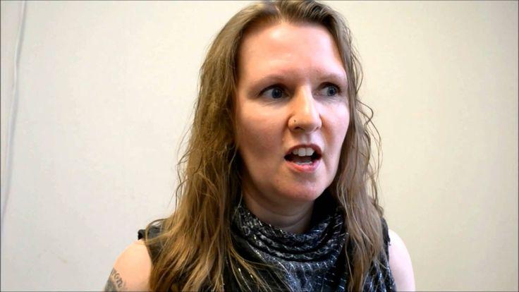 Christy Fearn, author of FRAMED