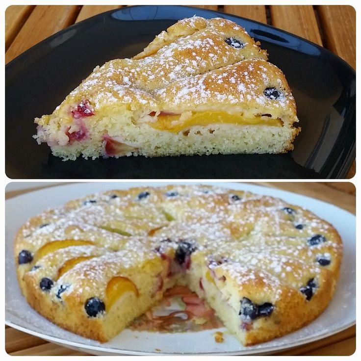 """Sade Kek (Taze Meyveli Kek için Temel Tarif) / Plain Cake (Swedish """"Sockerkaka"""")"""