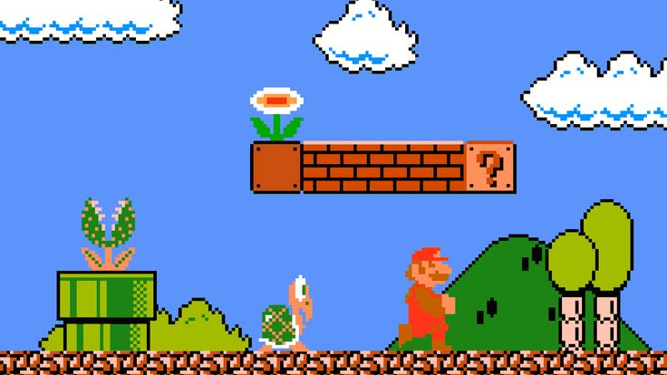 AI learns to re-create Super Mario Bros. by watching someone else play it; Not learning to play Mario — but learning how Mario plays