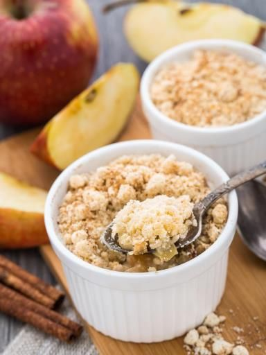 Crumble simple
