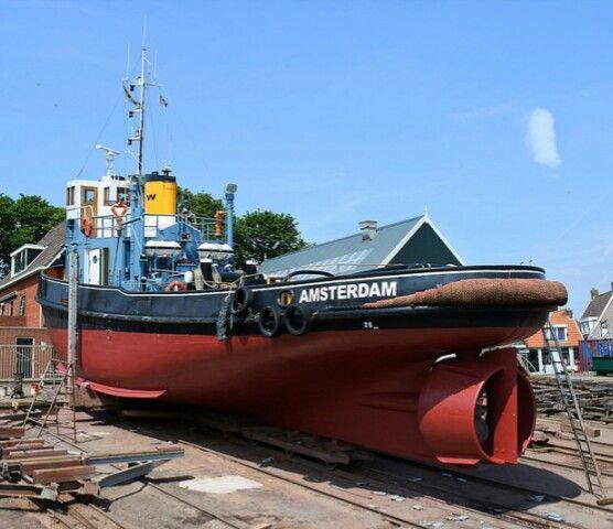 975 Best Tugboats, & Work Boats Images On Pinterest