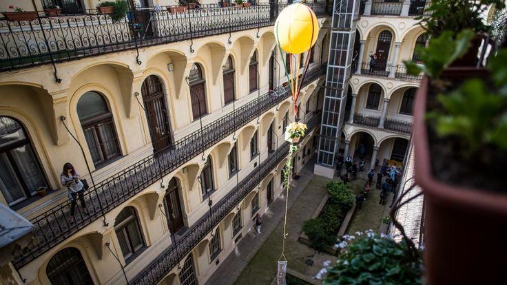Százéves házak helyett nagykörúti épületpornó a Budapest100-on   24.hu