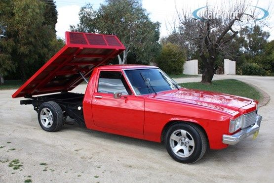◆ Visit MACHINE Shop Café... ◆ ~ Aussie Custom Cars & Bikes ~ 1976-77 HX Holden One Tonner