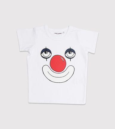 Mini Rodini Clown Tee