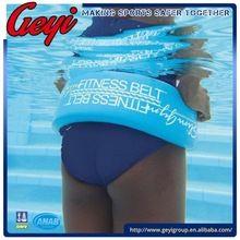 Taille natation ceinture flottabilité flotteurs caoutchouc ceinture