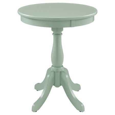 Palmetto Round End Table - Powell Company : Target