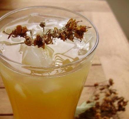 Ihlamurlu Limonata Tarifi