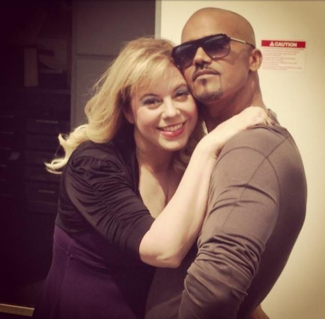 They're so sweet together ---> Criminal Minds