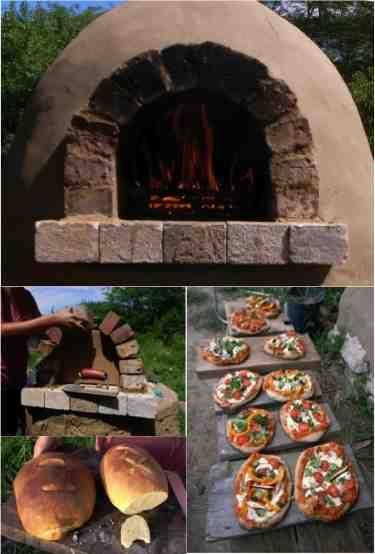 Build a DIY Earthen Pizza Oven for $20 ...........http://diyfunideas.com ==========THE BEST DIY SITE EVER!