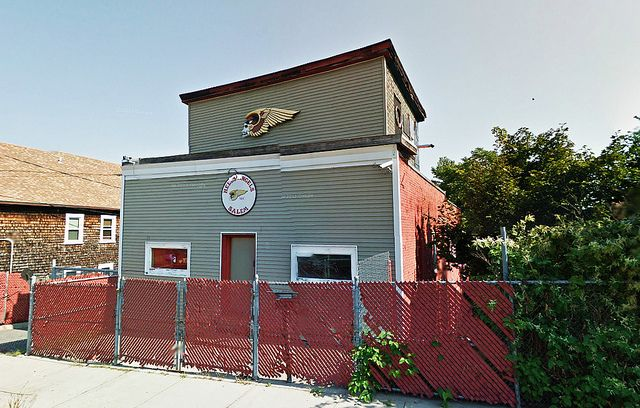 Hells Angels Salem Massachusetts Clubhouse Hells