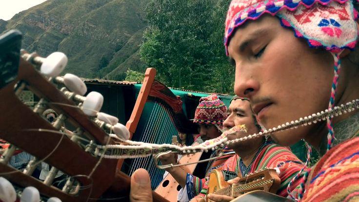 KUSI ÑAN Conjunto Musical- Pisac - Cusco - Perú (música y danza)