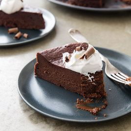 Cook S Illustrated Flourless Chocolate Cake