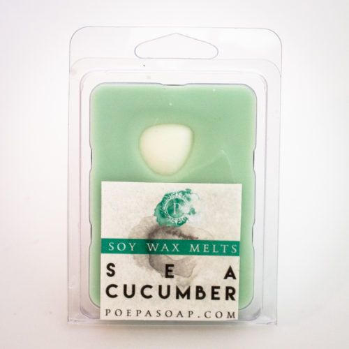 Sea Cucumber Home Fragrance   Poepa Soap