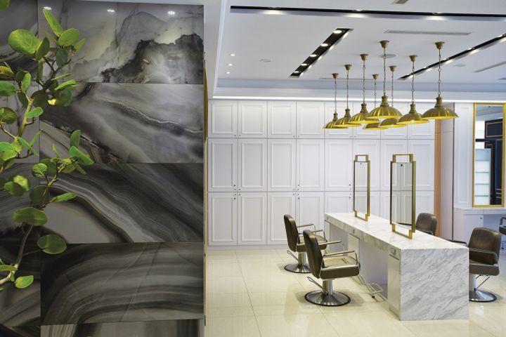 Happy Hair Salon & Hair Spa by 90id interior design, Taichung – Taiwan » Retail Design Blog