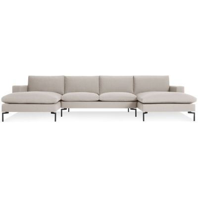 new standard ushaped sectional sofa
