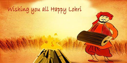 Wishing You All Happy Lohri - S9home