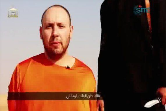 Special condolences to the family of Steven Sotloff, our prayers are with you as we go through these sad times.