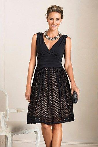 Dresses | Buy Women's Dresses Online - Grace Hill Fit and Flare Spot Dress
