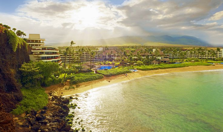 Sheraton Maui Resort & Spa -  Maui Revealed:  A Real Gem;  Frommer's Very Highly Recommended
