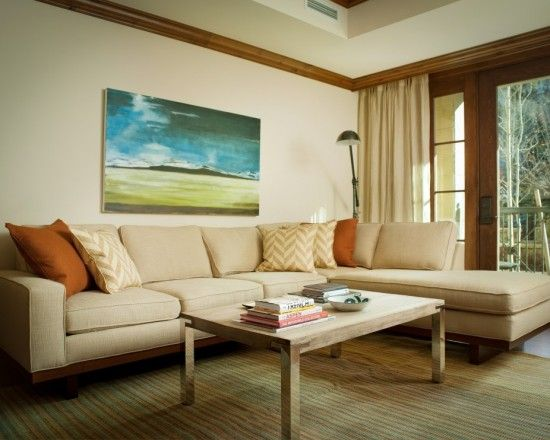 Sectional Chaise Design, Pictures, Remodel, Decor and Ideas - page 16