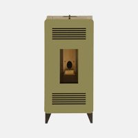 Pellet stove modular and customizable MIA 7.5 | Olimpia Splendid