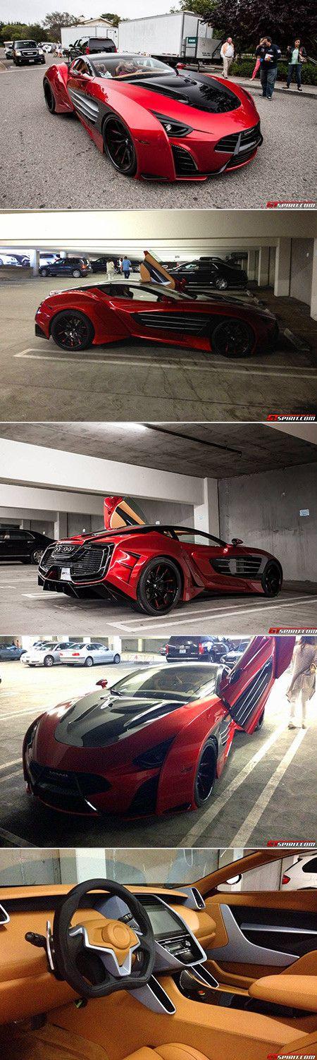 Interesting Concept Car