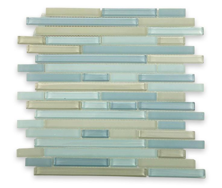 Sea Glass Tile Backsplash Ideas Part - 42: Tao Sea Wave Glass Tile Has That Beautiful Blend Of Gray And Medium Blue  Shade Glass