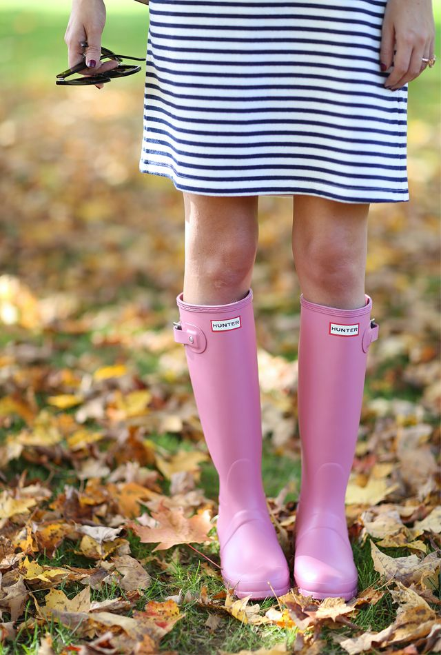 Hunter rain boots | pink | size 11   Available at http://us.hunterboots.com/female-tall-rain-boots/womens-original-tall-rain-boots/pink/2766