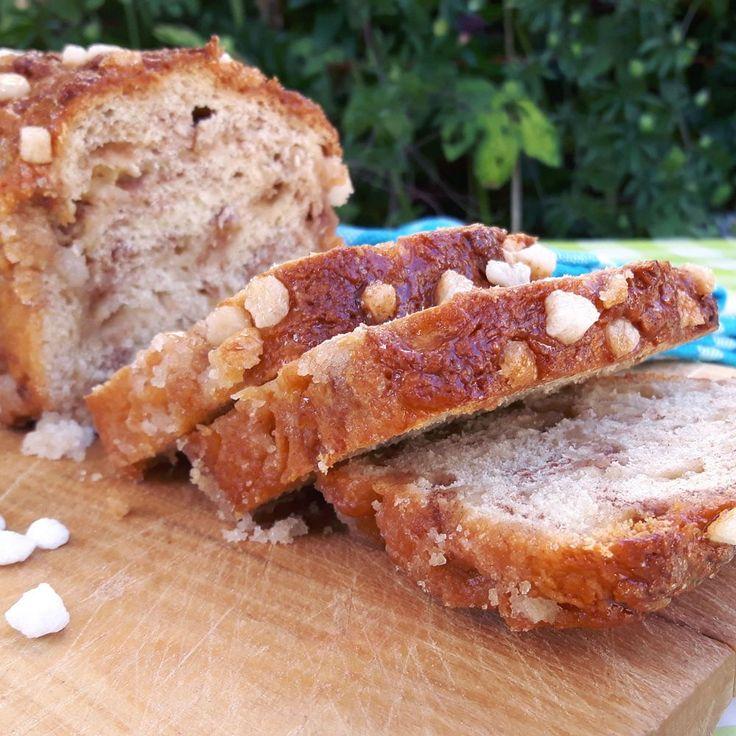 Het recept voor echte Fryske sûkerbôle / Fries suikerbrood / sugerbread - Het keukentje van Syts