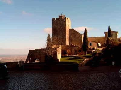 Castile Palmela(Portugal).