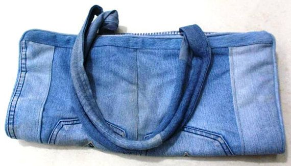 Hey, I found this really awesome Etsy listing at https://www.etsy.com/listing/205575379/recycled-denim-handbag-collection-from