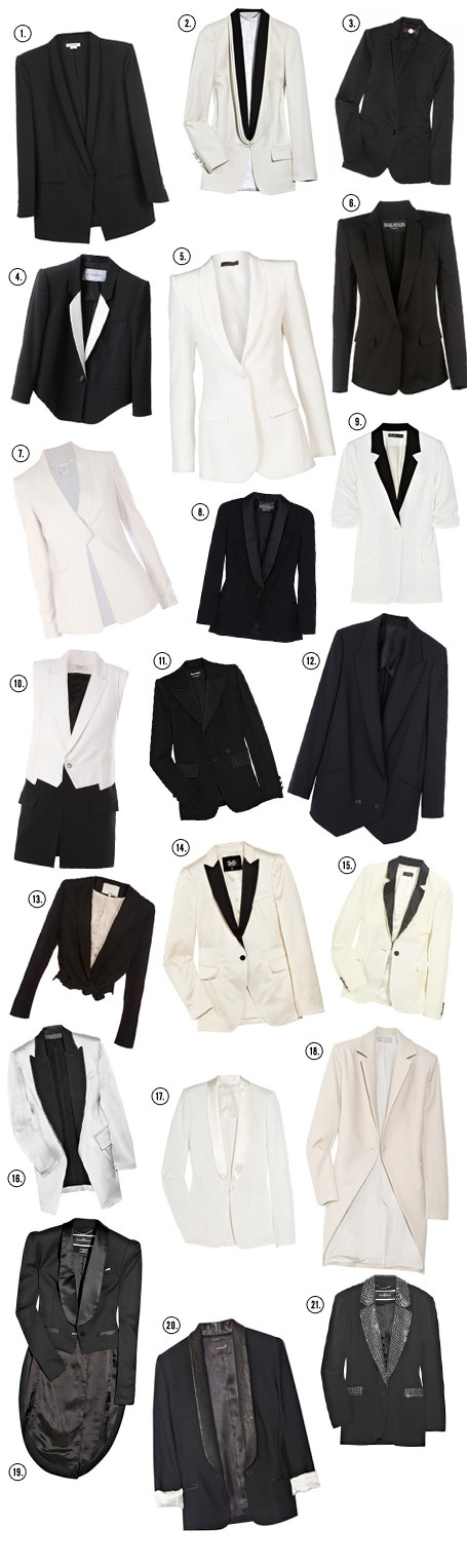 TheVine - Tuxedo jackets are still Le Smoking hot - Life & pop culture, untangled
