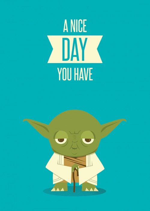Yoda is so cute #biblioteques_UVEG