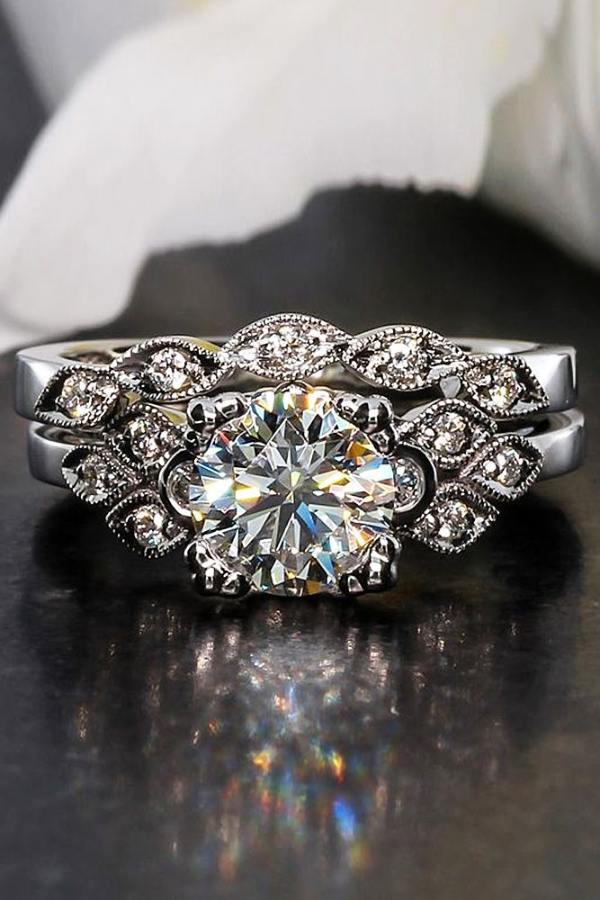 best Wedding Rings images on Pinterest