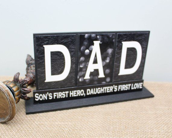 Gift For Husband Fathers Day Him Dad Sons First Hero