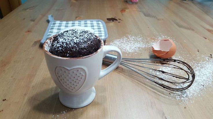 Mug choco-cake!